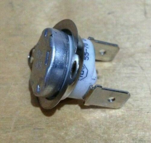 Véritable BEKO BXDF21100X Four de refroidissement moteur thermique Cut Off Switch R70 263410018