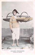 Portugal Traditional Costumes Portuguezes, Pescador da Afurada, Native Fisherman