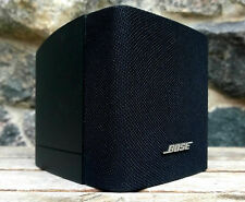 BOSE single Altoparlante Cube Cubo LIFESTYLE ACOUSTIMASS Series III II 3 2 Top
