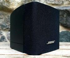 BOSE Single Cube Lautsprecher Lifestyle Würfel Acoustimass Series III II 3 2