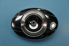 481 12 HARLEY-DAVIDSON ROAD KING CHROME AIR CLEANER FILTER COVER