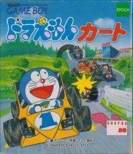 Nintendo-GameBoy-Spiel-Doraemon-Kart-JAP-Modul