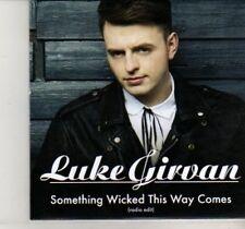 (DI744) Luke Girvan, Something Wicked This Way Comes - 2012 DJ CD