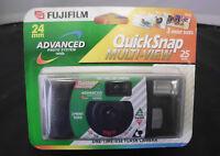 Fujifilm QuickSnap Multiview 24mm Single Use Film Camera Film Cameras