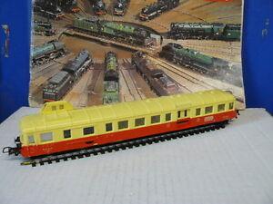 Train Echelle Ho Jouef Autorail Picasso De La Sncf Échelle 1/87 Ème