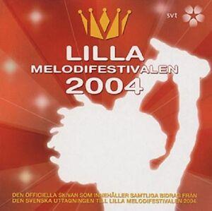 Lilla-Melodifestivalen-2004-Sweden-Swedish-Heats