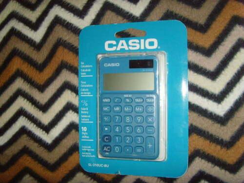 Casio SL-310UC-BU