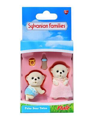 Twins click of Sylvanian Families dolls bear 67