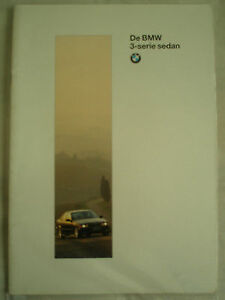 BMW-3-Series-Saloon-range-brochure-1995-Flemish-text