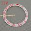 40mm-Red-Black-Blue-Green-Ceramic-Titanium-bezel-insert-fit-GMT-automatic-watch thumbnail 32
