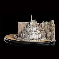 WETA NIB * Minas Tirith * Lord of the Rings Hobbit Castle Figurine Statue Figure