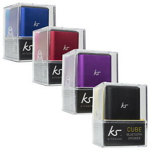 Genuine-KITSOUND-Cube-Portable-Wireless-Bluetooth-Smartphones-MP4-Speaker
