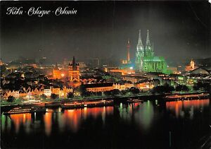 B47230-Koln-Rhine-Panorama-by-night-germany