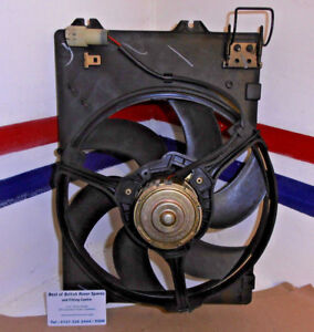GENUINE-ROVER-200-400-COOLING-FAN-RADIATOR-NEW-PGF10042-1989-1997-1-4-amp-1-6