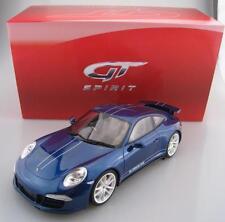 """Porsche 911 (991) Carrera 4S """"5M"""" * Limitiert 1.000 Stück * GT Spirit * 1:18"""