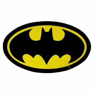 Batman Tapis en Forme De Tapis BAT040 Enfants Garçons Chambre Officiel