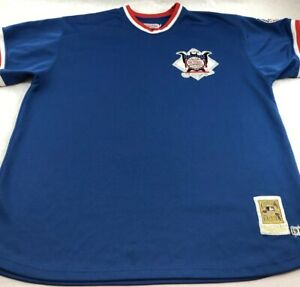 59e08d9f Details about Mitchell & Ness Ozzie Smith 1982 Montreal NL All Star MLB  Baseball Jersey XXL