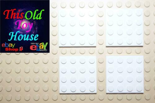 LEGO 3031 4x4 PLATE CHOICE OF COLOR pre-owned