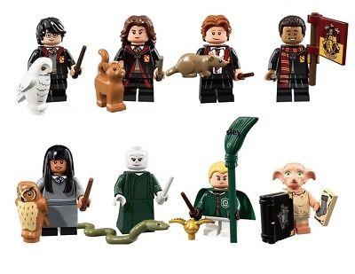 LEGO MINI FIGURINE FIGURE Série Harry Potter 71022 Queenie Goldstein N°20 NEUF