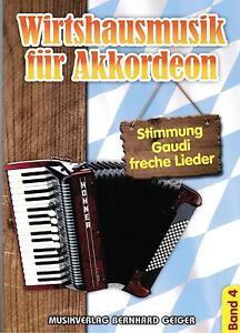 Akkordeon-Noten-Wirtshausmusik-fuer-Akkordeon-4-Boehmischer-Traum-etc