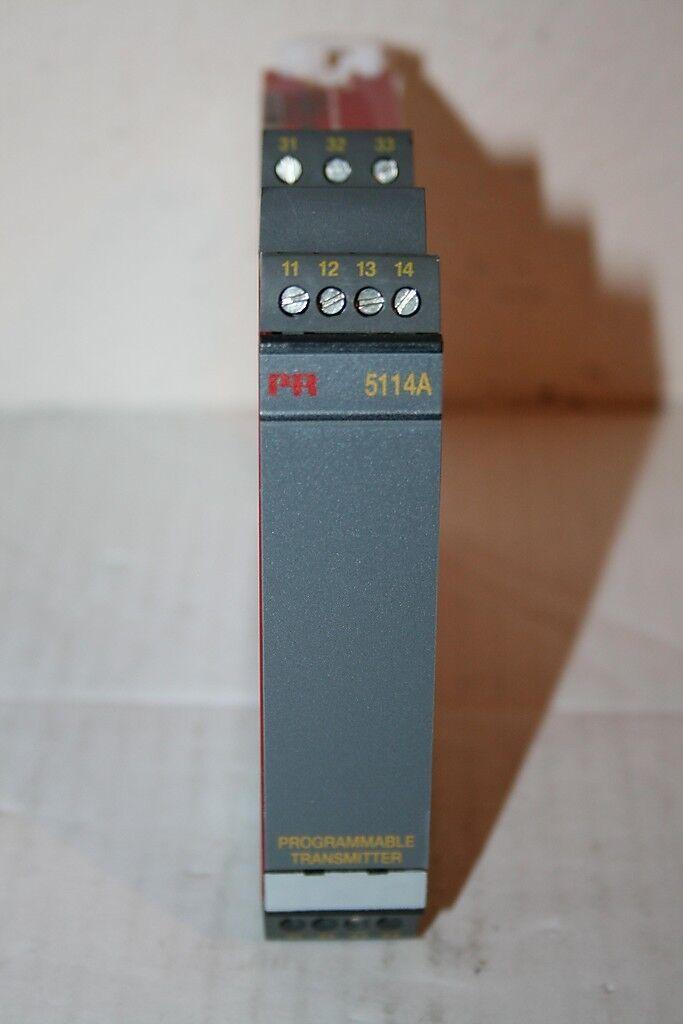 PR Electronics 5114A-A Programmable Universal Transmitter DIN Module
