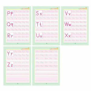 2-Pcs-English-Alphabet-Letter-Writing-Practice-Book-English-Groove-Copybook