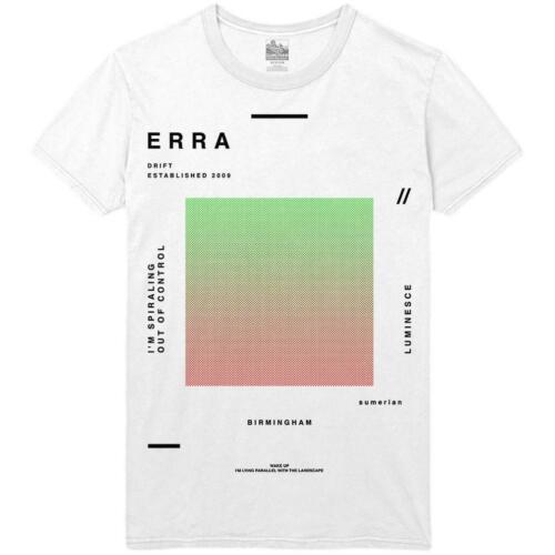 ERRA Luminesce TEE blanc-Official Merchandise