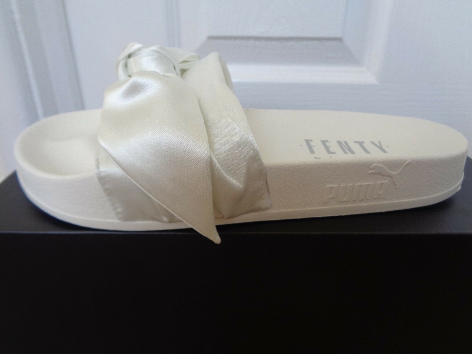 Puma Fenty by Rihanna wmns bow slide shoes 365774 02 uk 5 eu 38 us 7.5 NEW+BOX