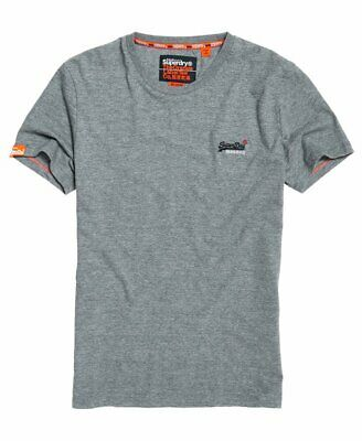Superdry T-Shirt Hommes Vintage Embroidery Bleu m1000020a z6z Navy