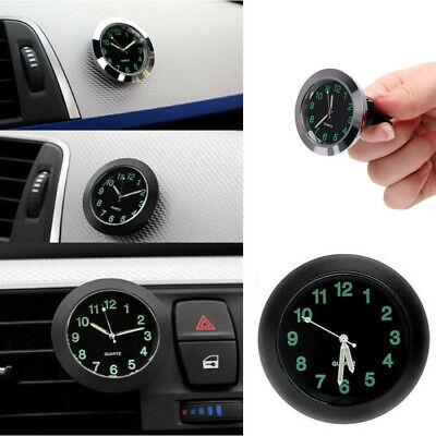 Car Dashboard Clock,Quartz High Accuracy Luminous Dial Clock with Vent Clip,Car Decoration for most Car,for Alfa Ro