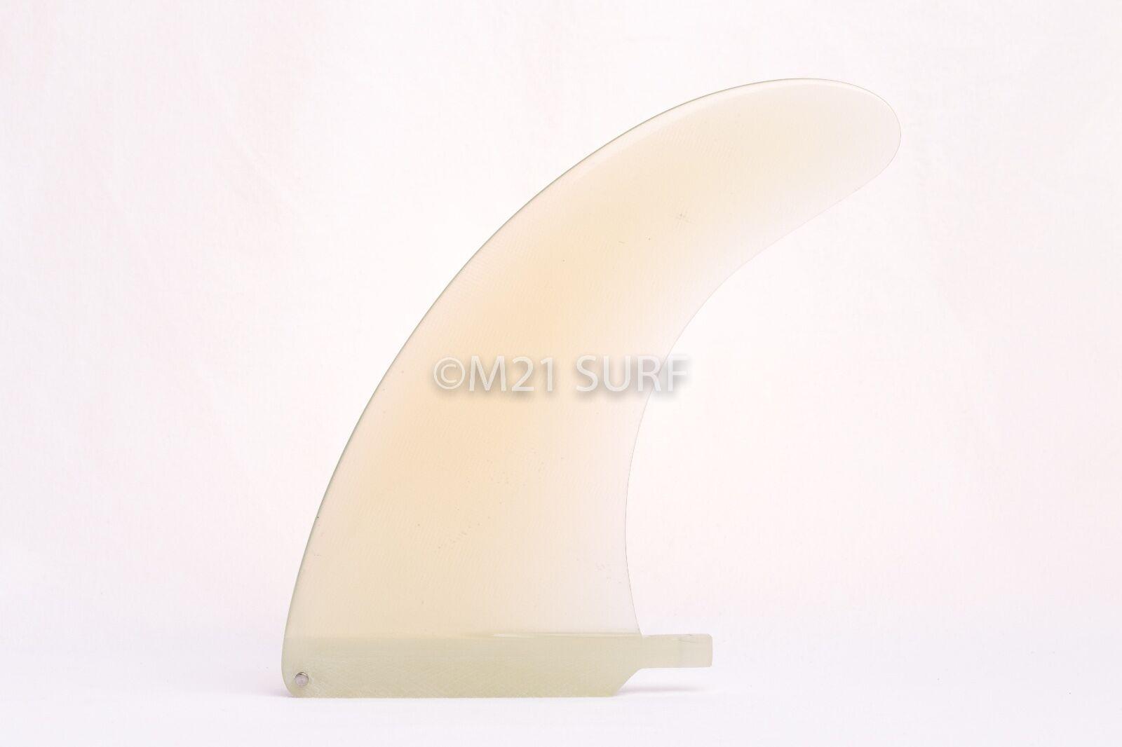 High Quality 8  Classic Center Box Fin Fiberglass Surfboard Longboard SUP