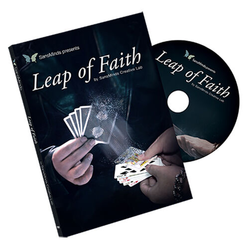 Leap of Faith by SansMinds Creative Lab - Street Magic - Games of Magic