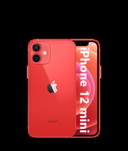 Apple iPhone 12 mini 5G 256GB NUOVO Originale Smartphone iOS 14 (PRODUCT)RED