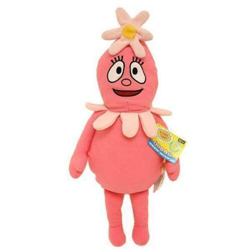 "Yo Gabba Gabba 25"" Large Pink Foofa Plush Doll Pillow"