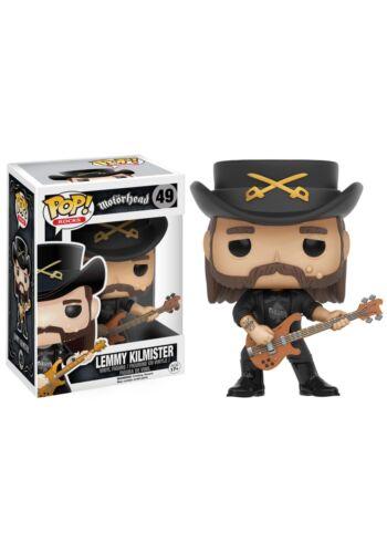 Rocks Lemmy Kilmister Vinyl Figure POP