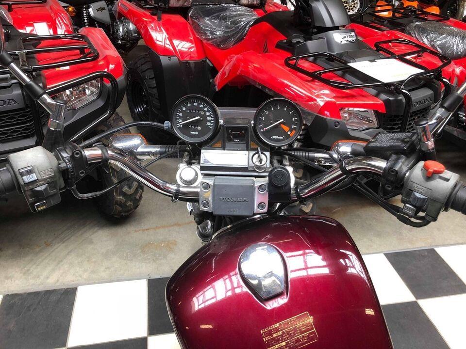Honda, VT 500 C, ccm 490