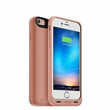 mophie Juice Pack Reserve 1,840mAh Battery Case For IPhone 6 / 6s New. Rose Gold