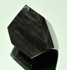 OBSIDIAN Mineral 23 grams polished specimen #7849 - ARMENIA