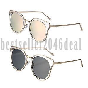 Fashion Polarized Sunglasses Womens Sports Eyewear Glasses UV400 Mirrored Lens