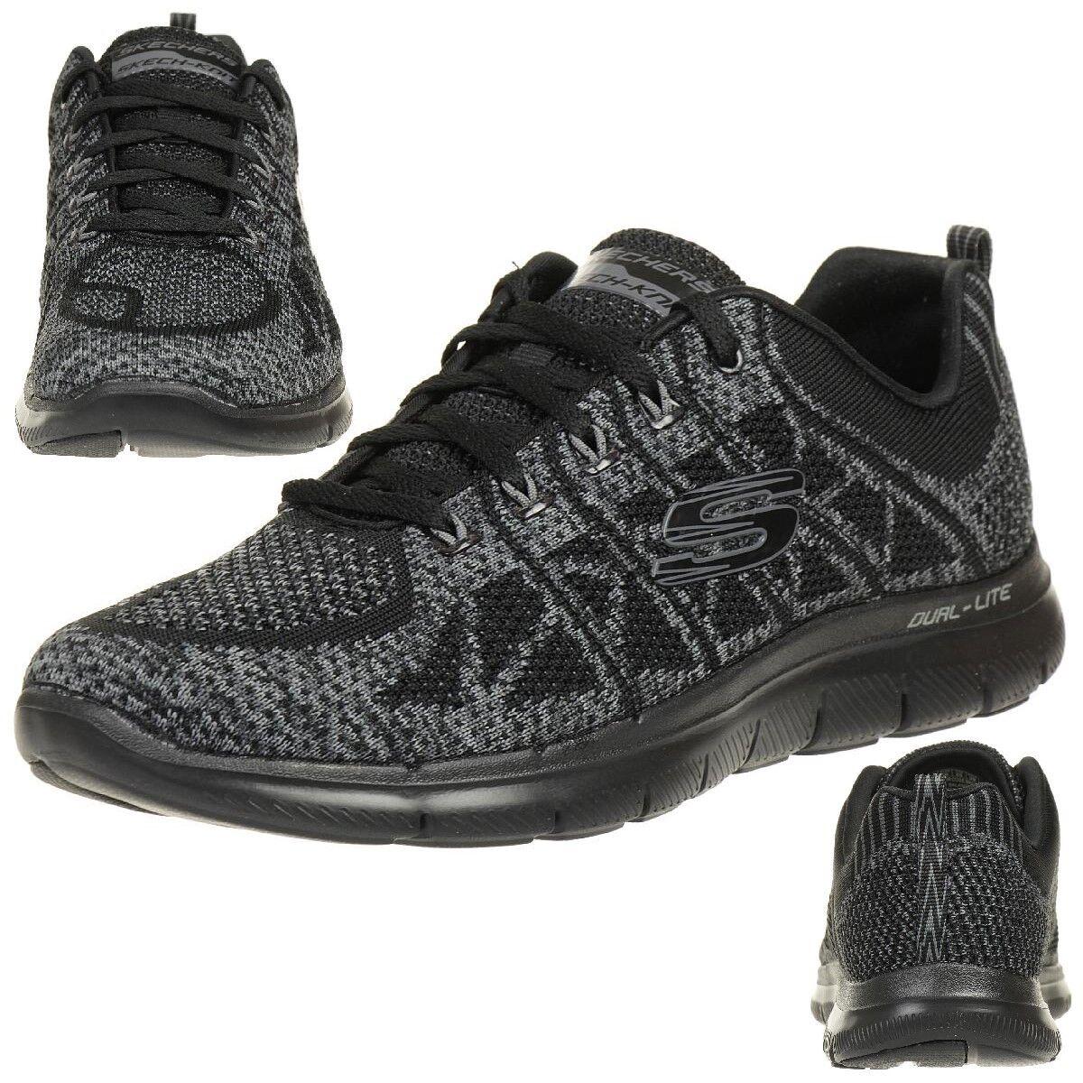 Skechers Flex Appeal 2.0 NUEVA GEM mujer Zapatos para fitness bkcc