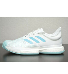 adidas solecourt casual tennis shoes white mens  g26295