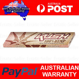 KUSH-King-Size-Slim-Hemp-Rolling-Cigarette-Papers-Tobacco-Natural