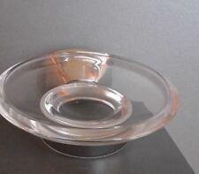-vintage-- Keuco Olympic Seifenschale Mit Halterung Caramel/ Chrom; Gebraucht Möbel & Wohnen