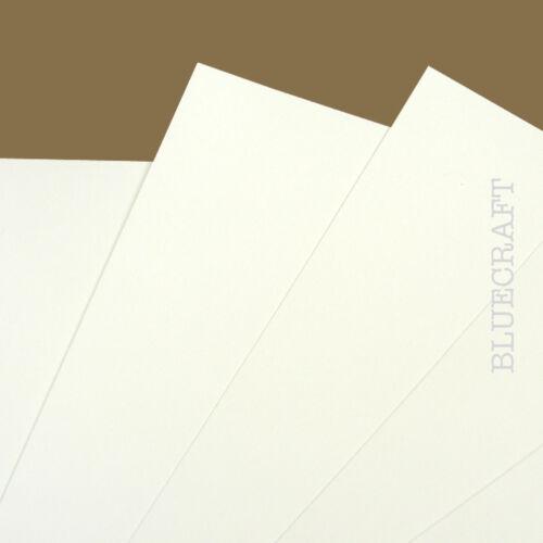 40 X A6 Blanco Prestige En Blanco Plana Invitación Tarjetas 400gsm-Bodas Y Eventos