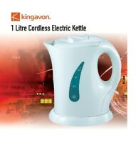 1 Litre CORDLESS ELECTRIC TRAVEL KETTLE New
