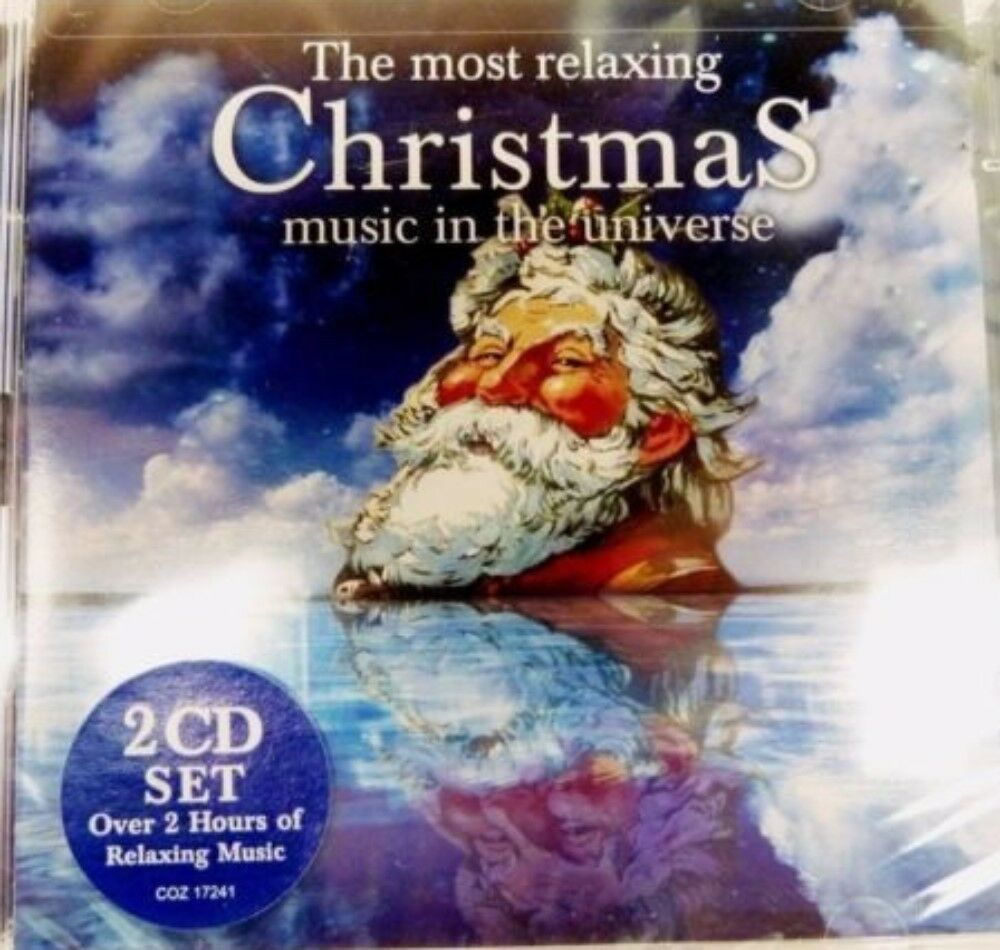 Relaxing Christmas Music.The Most Relaxing Christmas Album In The Universe Cd Nov 2013 Savoy