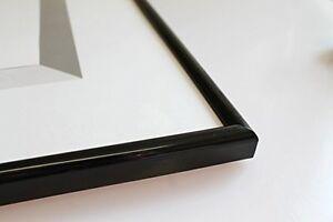 bilderrahmen 60 x 80 cm gold wei schwarz silber passepartout 40 x 60 cm ebay. Black Bedroom Furniture Sets. Home Design Ideas