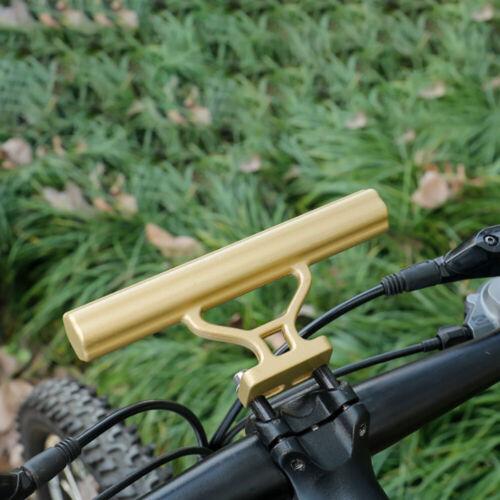 Bicycle Handlebar Extension Mount Bike Handle Bar Bracket Phone Holder Extender