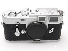 Leica M3 Silver - WIE NEU / LIKE NEW