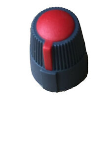 Red-pre-amp-trim-knob-for-Soundcraft-Spirit-Folio-Notepad-Mixer-SNDCR001